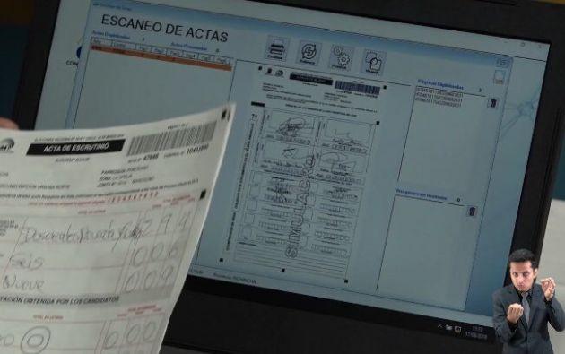 La OEA desplegará por diferentes zonas de Ecuador a 35 observadores. Foto: CNE