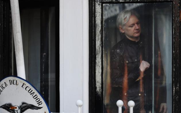 """El incumplimiento de las reglas derivará en la """"terminación del asilo"""", dijo el Canciller. Foto: Reuters"""