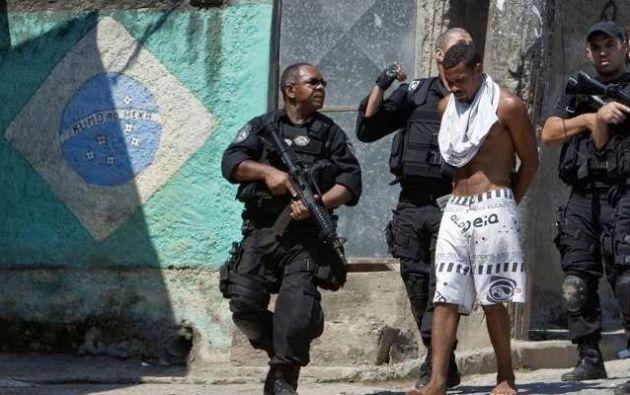 Al menos 106 personas han sido capturadas este jueves, en flagrancia, mientras manipulaban material relacionado con pornografía de menores y adolescentes.