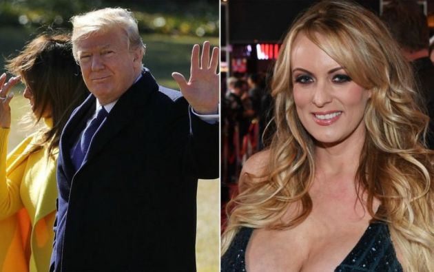 Michael Avenatti representó a la estrella de cine porno Stormy Daniels, en su causa contra el presidente Donald Trump.