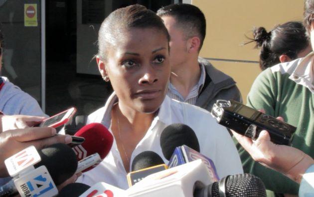 Salazar, actual directora de la Unidad de Análisis Financiero y Económico (UAFE), fue la mejor puntuada con 88.17/100, dentro del concurso fiscal.