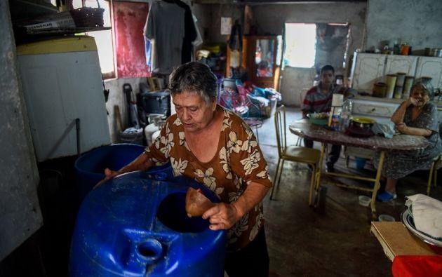 Venezuela podría ingresar en el ránking 2019 de países que se enfrentan a graves crisis alimentarias. Foto: AFP