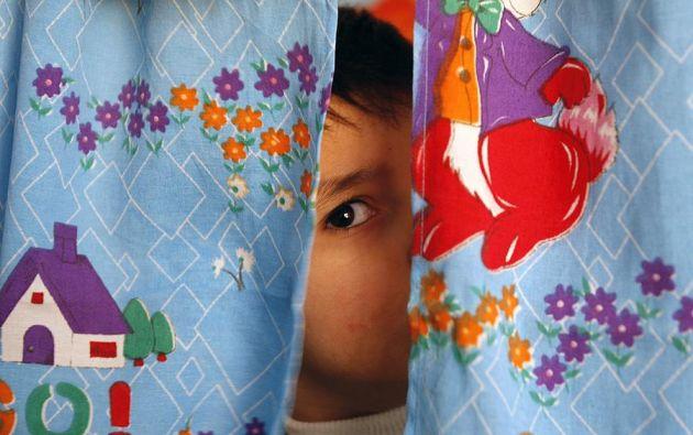 Los trastornos del espectro autista (TEA) se caracterizan porque los niños tienen problemas de larga duración con la comunicación e interacción social.