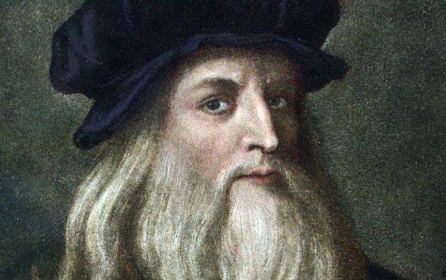 El primer paisaje del pintor e inventor renacentista Leonardo Da Vinci confirma que era ambidiestro.