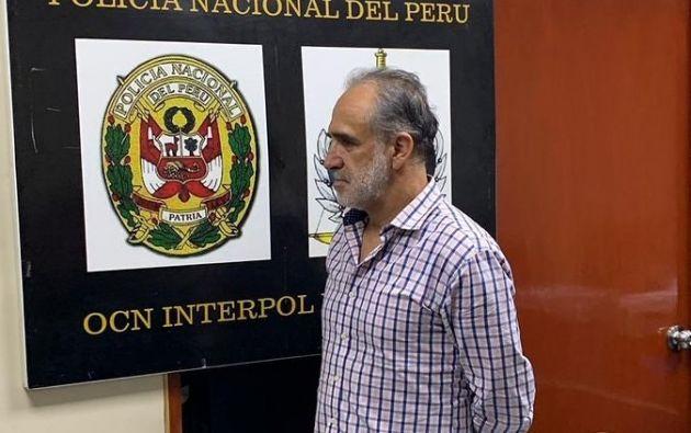 Desde diciembre de 2017, González tiene orden de prisión preventiva por el delito de tráfico de influencias.
