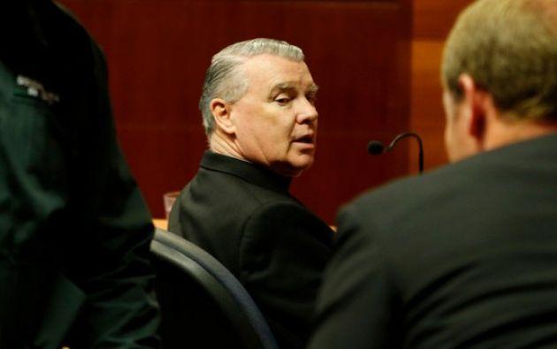 El sacerdote, que llegó a Chile en 1984, fue condenado en ese país por haber abusado de una niña de 8 años. Foto: Reuters.