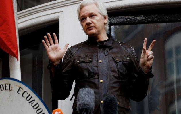 Desde el 2012 hasta el 2019, Ecuador habría gastado un monto aproximado de 6 millones de dólares en el mantenimiento del fundador de WikiLeaks. Foto: Reuters.