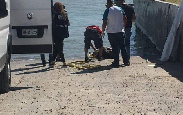 Oswaldo Quezada Aguilar, de 23 años, oriundo de la parroquia San Lucas, en cantón Loja, murió ahogado en el río Bravo, en la frontera entre México y Estados Unidos.