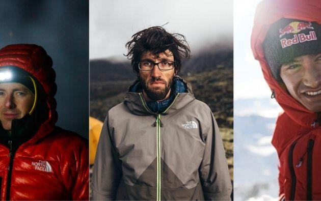 Los alpinistas austríacos David Lama, Hansjörg Auer y el estadounidense Jess Roskelly, fallecieron durante una avalancha en Canadá.