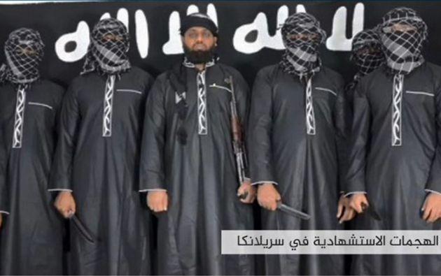 El grupo del Estado Islámico reclamó una serie de atentados con bombas en iglesias y hoteles de lujo en Sri Lanka. Foto: AFP