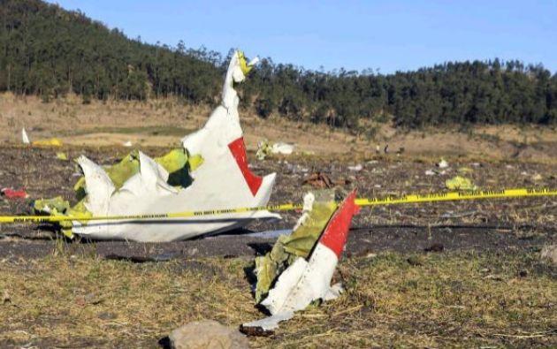 """Boeing ha reconocido que en los dos aviones 737 MAX accidentados, el sistema de navegación MCAS se activó en respuesta a una información """"errónea"""" del sensor del """"ángulo de ataque""""."""
