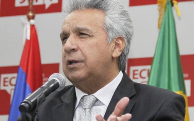 Moreno afirmó que se usó el ECU 911 para perseguir y espiar a adversarios políticos.