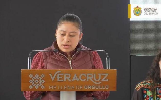 Maricela Vallejo Orea fue asesinada este miércoles junto con su esposo y su chofer en Veracruz.