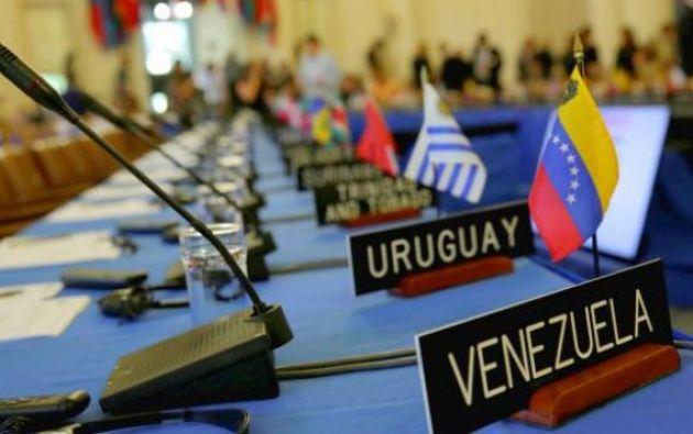 Venezuela se convirtió hace dos años en el primer país en solicitar su salida de la Organización de Estados Americanos (OEA).