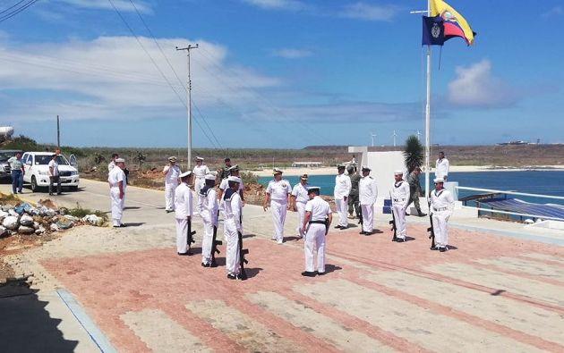 La Armada dispuso aumentar el control en los espacios acuáticos jurisdiccionales.