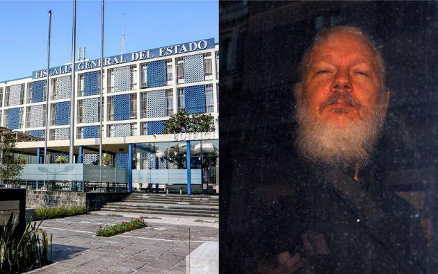 Assange responsabiliza a los diplomáticos de un presunto espionaje que ha devenido en un caso de supuesta extorsión.