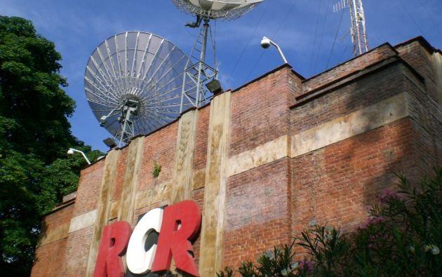 El gobierno venezolano sacó del aire este martes a la emisora radial RCR.
