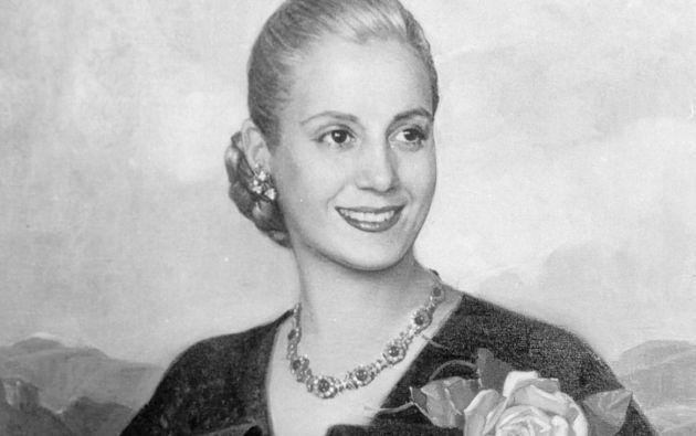 Eva Duarte triunfó como actriz antes de alcanzar la gloria como esposa del presidente Juan Domingo Perón.