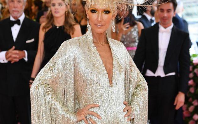 Celine Dion. Foto: AFP