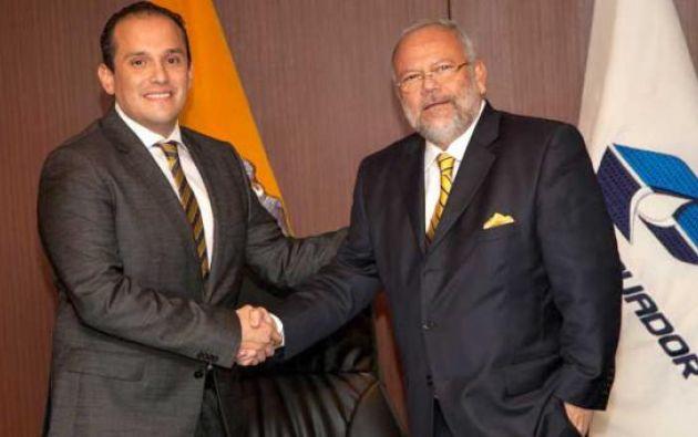 Bravo se desempeñó como gerente de Petroecuador desde noviembre del 2015 al 12 de abril del 2016 en reemplazo de Carlos Pareja Yannuzzelli, exministro de Hidrocarburos.