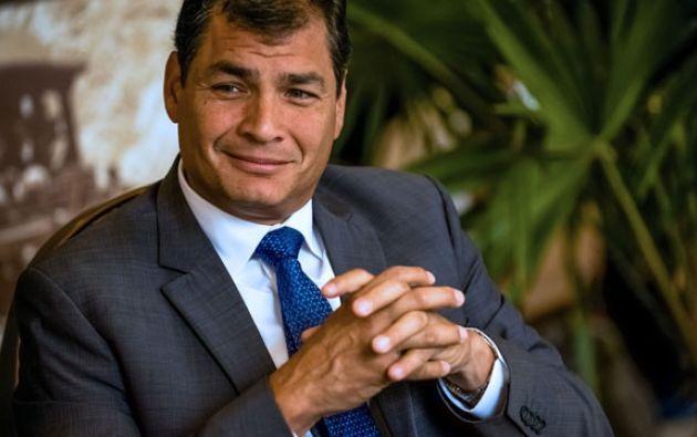 El expresidente retó a la Justicia ecuatoriana a encontrar pruebas contundentes sobre el supuesto financiamiento de Odebrecht y otras multinacionales, a su campaña presidencial de 2013.