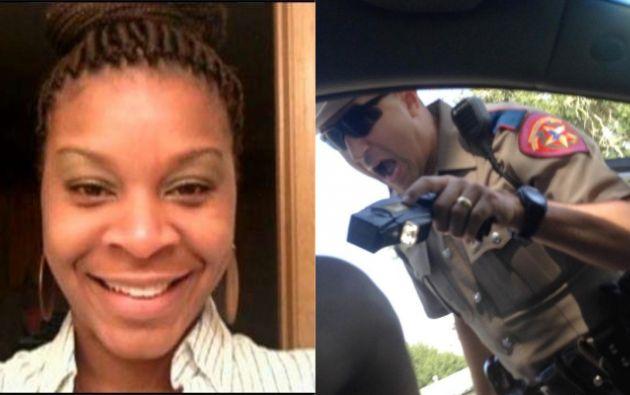 Bland fue encontrada ahorcada el 13 de julio de 2015 en su celda en el condado de Waller, Texas.