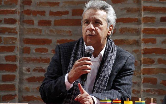 """""""Solicito señora Fiscal General, se realice una investigación profunda y minuciosa"""", dijo Moreno. Foto: Flickr Presidencia"""