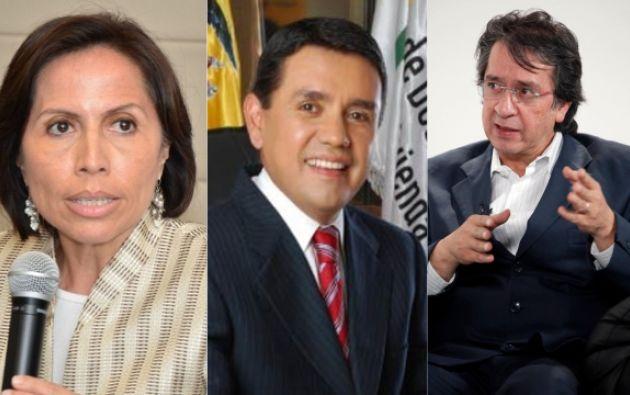 Los exministros María de los Ángeles Duarte y Walter Solís, y el exsecretario de AP, Galo Mora, son mencionados en el reportaje.