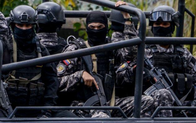 Fue creado el 1 de junio de 2010 por el presidente Hugo Chávez en reemplazo de la Dirección de Servicios de Inteligencia y Prevención. Foto: AFP