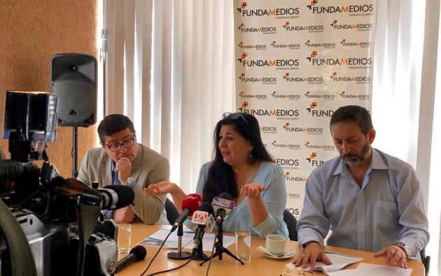 De acuerdo al informe emitido por Fundamedios, el principio de transparencia se ve limitado por parte de las entidades públicas. Foto: Twitter.