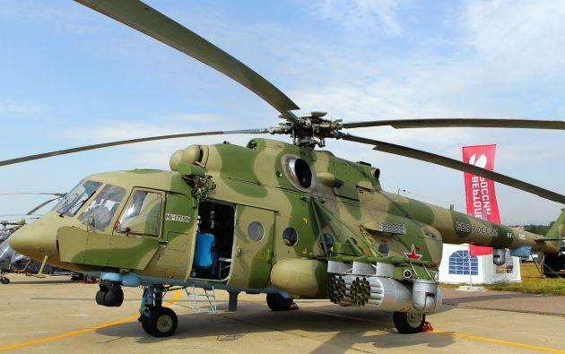 Chechikov afirmó que los helicópteros rusos son 30% más baratos que los estadounidenses o europeos.
