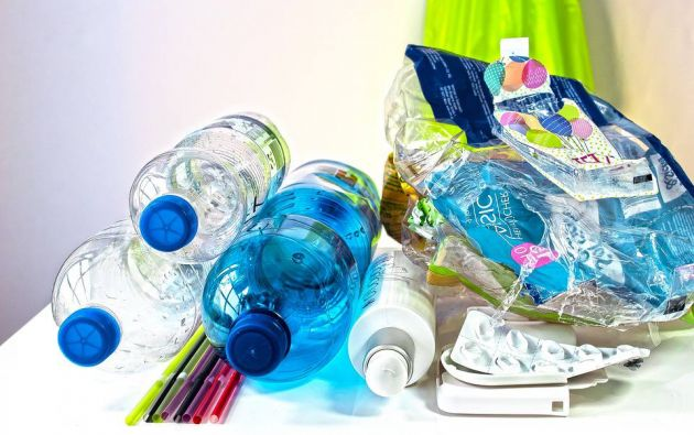 En Galápagos se restringe el uso de sorbetes, fundas tipo camiseta, espuma flexible y botellas plásticas desechables. Foto: Pixabay