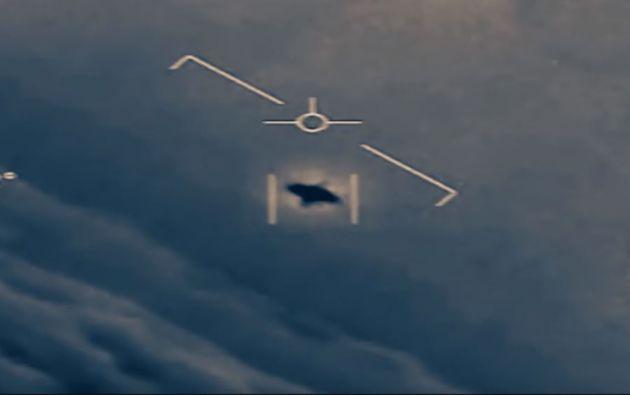 """Imagen tomada del seriado """"Unidentified: Inside America's UFO Investigation"""", de History Channel."""