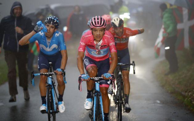 Hoy se realizó la 16ª etapa del Giro de Italia. Foto: AFP.