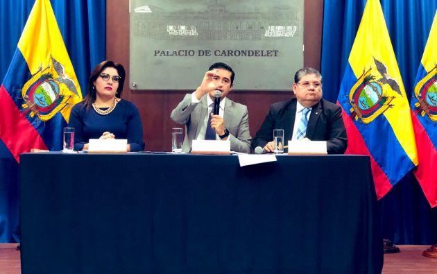 Martínez insistió en que todas estas medidas están enfocadas en el empeño del Gobierno para alcanzar la reactivación económica del país.