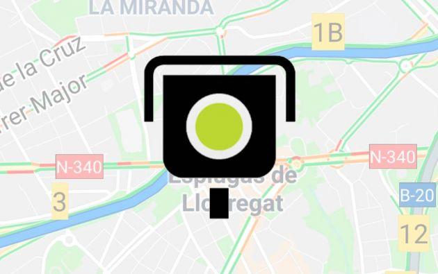 La nueva función de detección de radares de velocidad aún no está disponible para Ecuador.