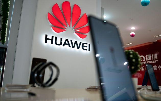 Washington sostiene que Pekín podría manipular los sistemas de Huawei para espiar a otros países. Foto: AFP