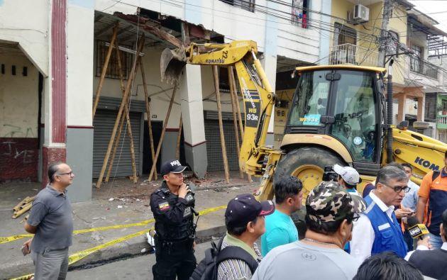 Foto: Corporación para la Seguridad Ciudadana de Guayaquil.