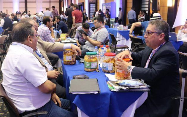 El año pasado, el evento congregó a más de 600 exportadores pertenecientes a los 18 sectores productivos de la oferta exportable y 180 compradores de más de 27 países.