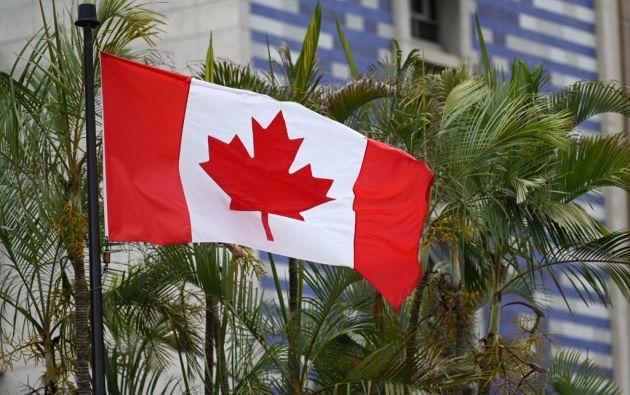 La asistencia consular para los canadienses en Venezuela se prestará, se agregó, en la embajada de Bogotá. Foto: AFP