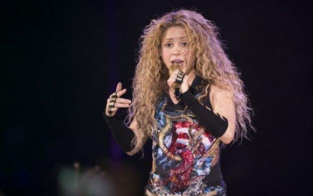 La cantante no trasladó su residencia fiscal de las Bahamas a España hasta 2015, demasiado tarde según la fiscalía.  Foto: AFP