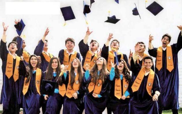 Los 15 bachilleres del nuevo colegio Jahabé de Rumiñahui alcanzaron el mejor promedio de la provincia de Pichincha.