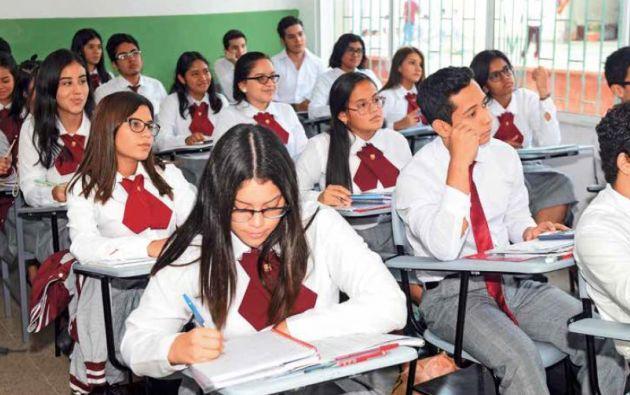 MODERNA DE MILAGRO, el mejor de Guayas, nació inspirado en las enseñanzas del pedagogo y filósofo estadounidense John Dewey.