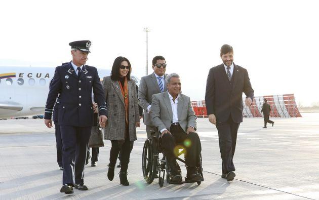 La cita se celebrará en el Palacio de La Moneda, sede del Ejecutivo de Chile.