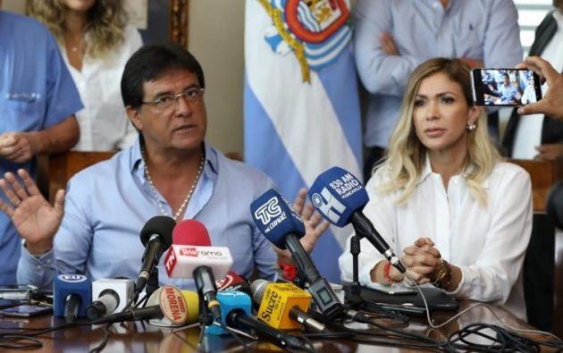 """""""Estamos viviendo un desorden, prácticamente un caos"""", dijo Morales."""