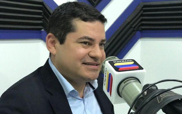 """""""Yo hablo directamente con el presidente, yo soy autoridad y yo hablo con el presidente"""", dijo Tuárez."""