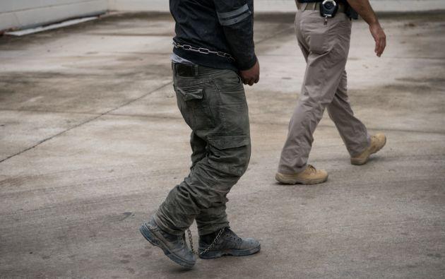 """Trump anuncia la próxima deportación de """"millones"""" de inmigrantes irregulares. Foto: AFP."""