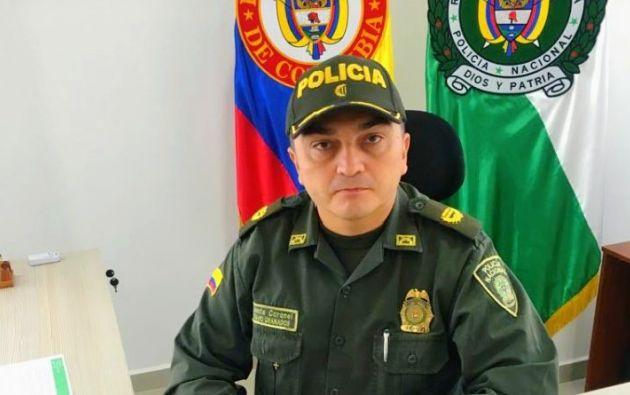 Gustavo Granados, comandante de la Policía en Ipiales, descartó que el móvil del ataque a los ecuatorianos haya sido el robo.