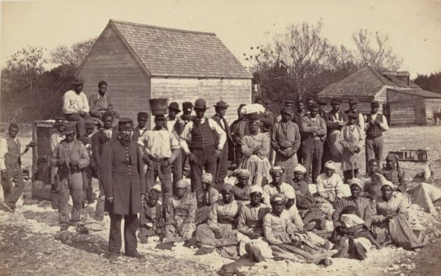 Este año se conmemora el aniversario 400 de la llegada de los primeros esclavos a suelo estadounidense.