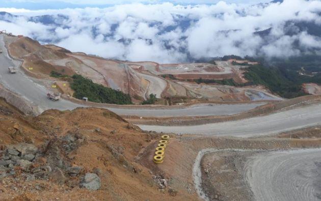 Ecuador tiene reservas mineras considerables pero hasta hace solo dos años no se había adentrado de lleno en su explotación por el impacto medioambiental.